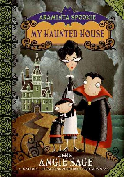 the haunted house book pdf