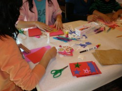 Dublin Library Valentine Workshop