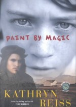 Paint by Magic Book Jacket