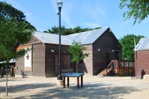 Sunday School Barn