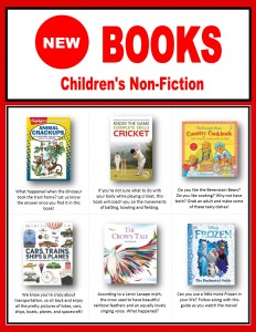 Feb16 - NEW books - J NF