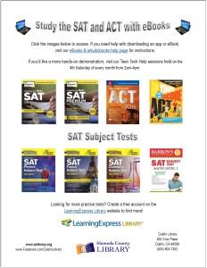 exam books (linked, border)