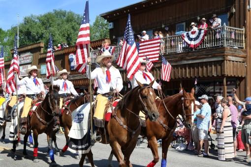 Gerry Mooney Parade Events